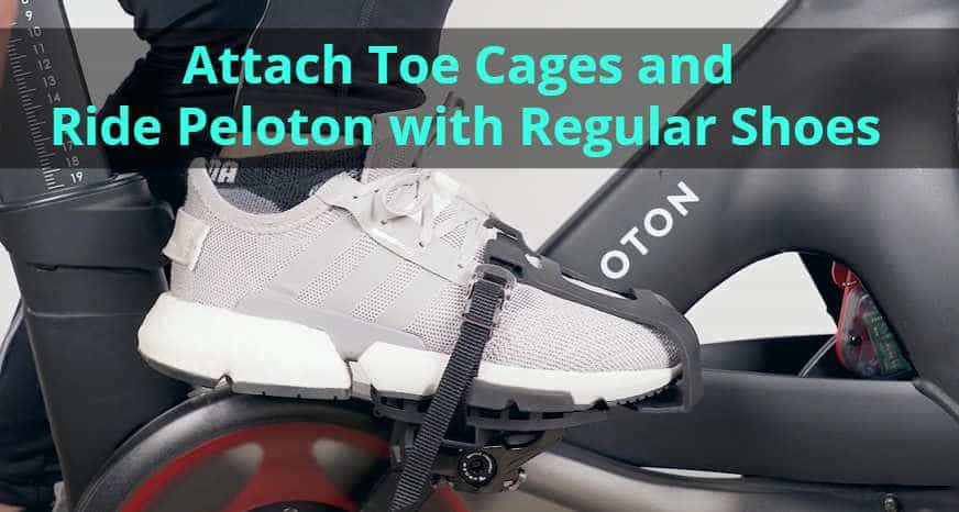 Can You Ride Peloton with Regular Shoes