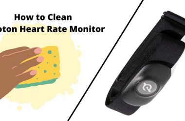 How to Clean Peloton Heart Rate Monitor