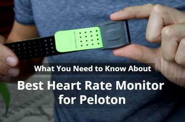 5 Best Peloton Compatible Heart Rate Monitor: Chest Straps & Arm Bands